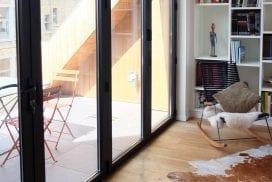 ontwerp interieur zolder woning Gent